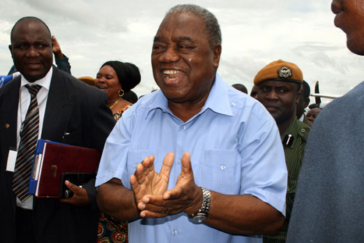 RB to campaign in Kabwe Friday