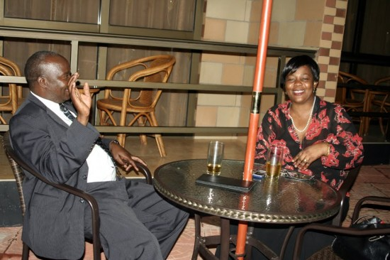 Mangani fails to pay rent where his second wife stays