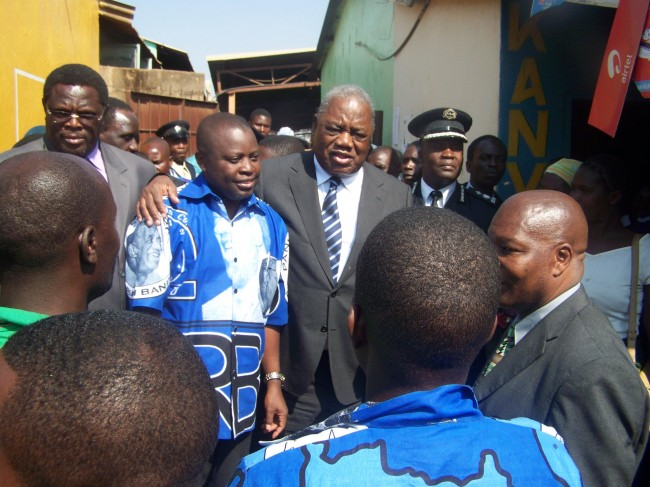 RB says Southern province is difficult for MMD to win