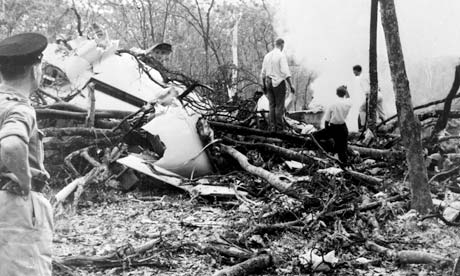 New evidence suggests Dag Hammarskjöld' s plane was shot down in Ndola