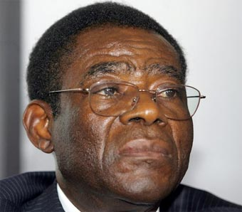 Equatorial Guinea president marks 32 years in power