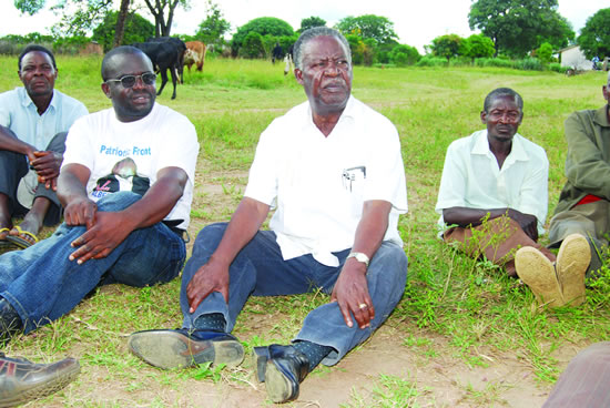 Sata's health continues causing concern as he is asked to surrender guns