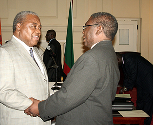 Sakwiba congratulates Sata, urges him to unite Zambia