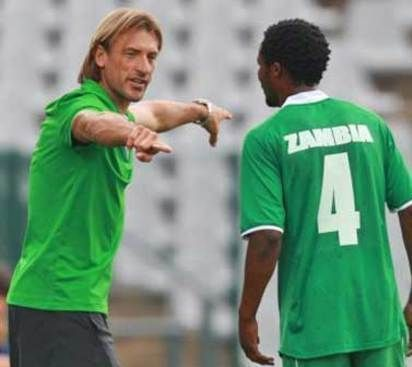 I hope RB will win-former Chipolopolo expatriate coach