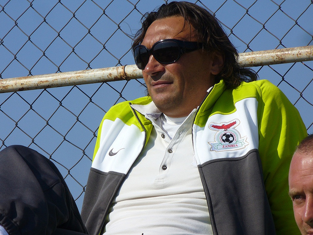 Zambia might lose K5 billion over sacked coach Bonetti