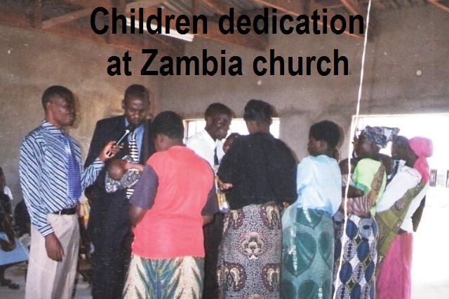 The great responsibility of  Church and Zambian Citizens in national welfare