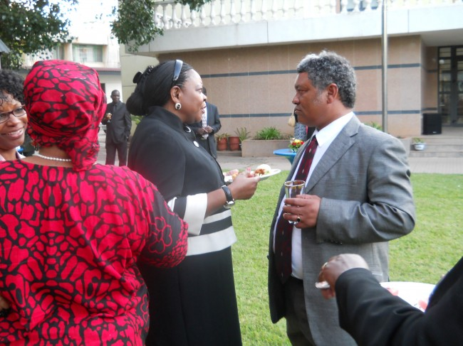 Lubinda accuses HH of being bitter