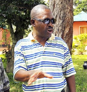 PF to float Kabimba for speaker