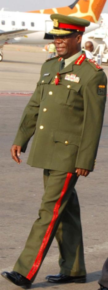 Sata fires army commanders