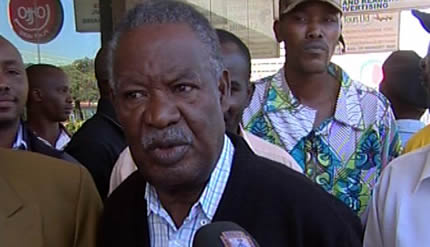 Sata says one MP in Western province is a refugee