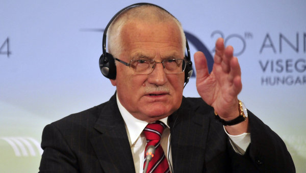 Now Czech President writes to Sata over 'spies'