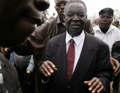 Sata is not a modest man & he avoids foreign trips for other reasons