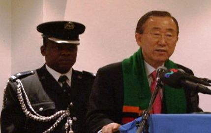 NGO wants Ban Ki-Moon to apologise for asking Zambia to respect gay rights