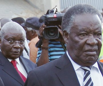 Sata says police will deal with people opposing moving Chirundu, ITT