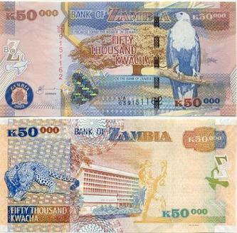 China said to be demanding evidence on fake money it printed for Zambia