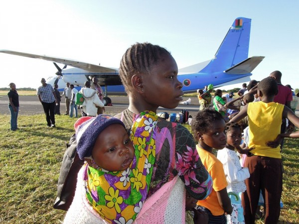 UNHCR resumes sending Angolan refugees from Zambia to 'home'