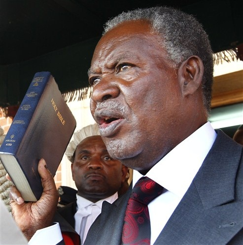 How president Sata talked down to Zambians living in Botswana
