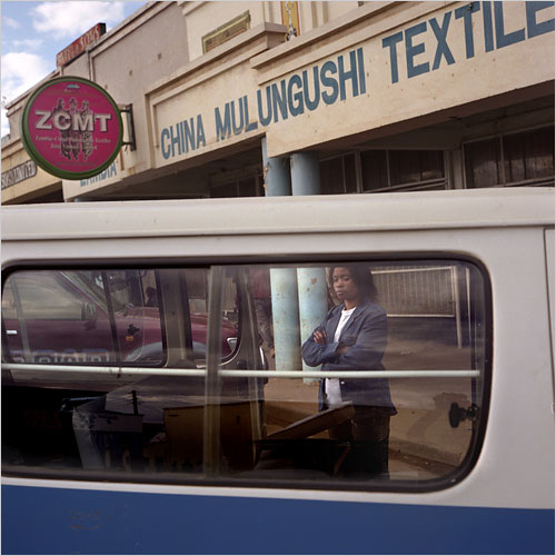 Zambia to takeover Chinese share in Mulungushi Textiles