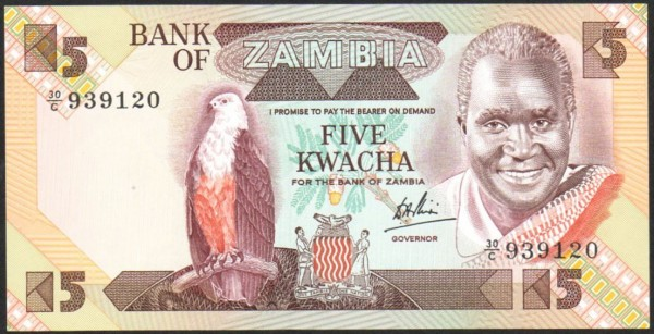 Once rebased, Kwacha will strengthen to 1964 levels, dreams minister Sichinga
