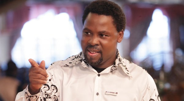 Another old African president to fall very ill, says TB Joshua as he plans to visit Zimbabwe