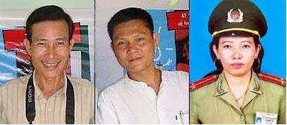 Three Vietnamese bloggers face 20 years in jail for spreading anti-state propaganda