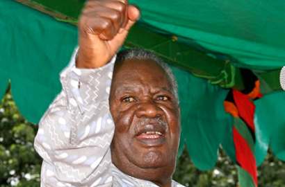Sata vows to fight corruption in its totality