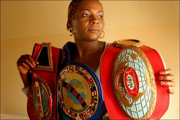 With Nsanda kiss and ailment, Esther Phiri's boxing career ends