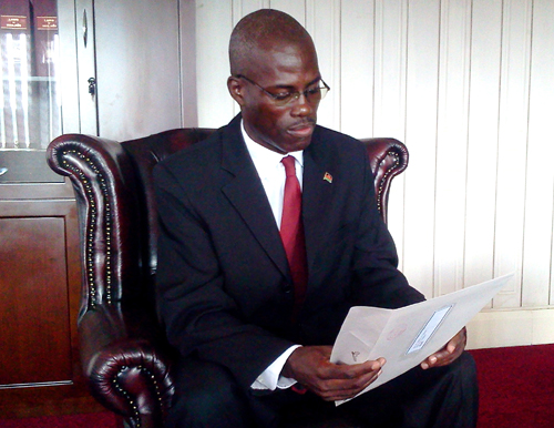 Judge Chikopa to be paid whether tribunal sits or not, and he is still in Zambia