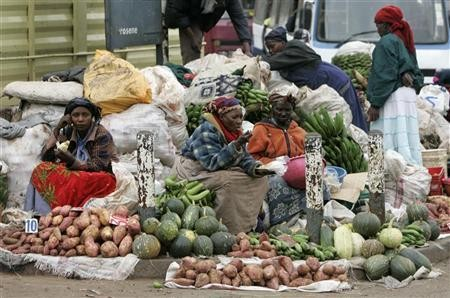 Zambia's inflation rises due to food costs