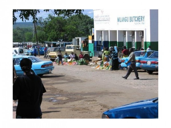 Livingstone dirtier now due to Sata's allowing street vending – marketeers