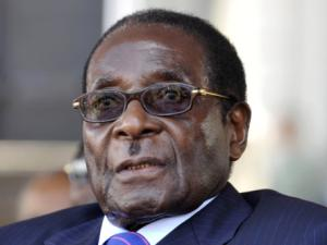 Mugabe begs South Africa ruling party to stop human rights probe