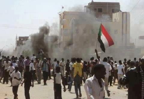 Sudan on brink of revolution as protests turn violent