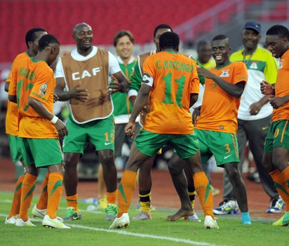 FIFA dismisses reports Zambia has won 3 points off Sudan