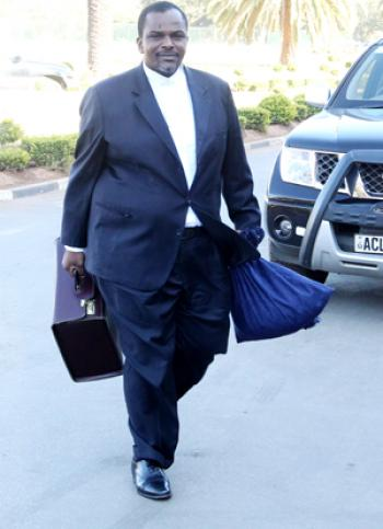 Mutembo Nchito's criminal friend now lawyer for DBZ