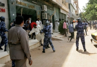 Sudan protests: 1000s taken away to sinister 'ghost houses'