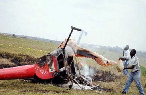 Crashed-Zambian-chopper