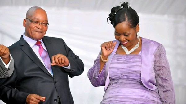 President Zuma says it's a distortion for women to be single