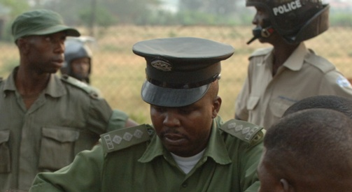 All Lusaka police reserves to be replaced with PF cadres and put  on salary