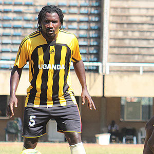 Ugandan playmaker Wasswa preaches belief against Chipolopolo