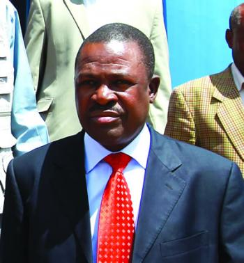 Kabimba is new Justice Minister