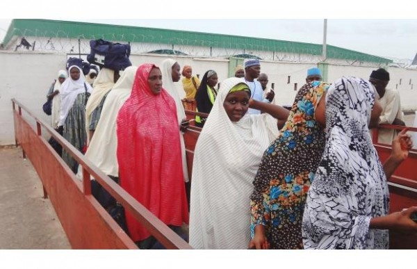 Nigerian Muslim women chased from Meca: they need men to travel