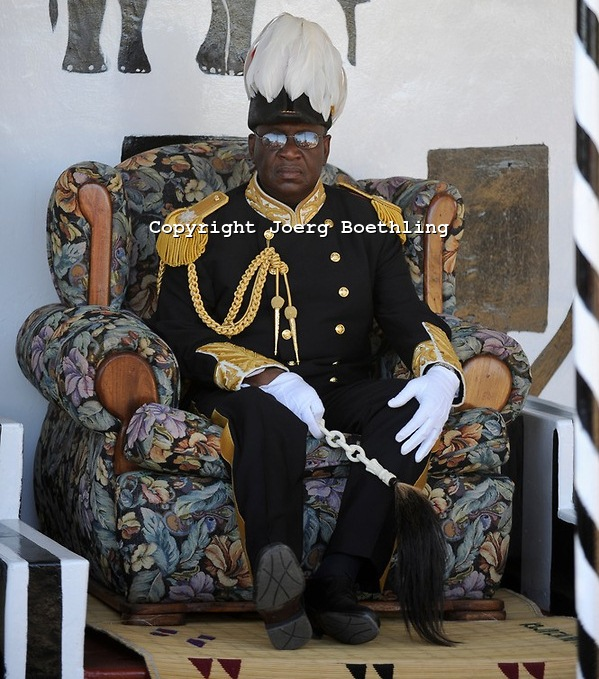 Barotse King celebrates 10 years of pwer