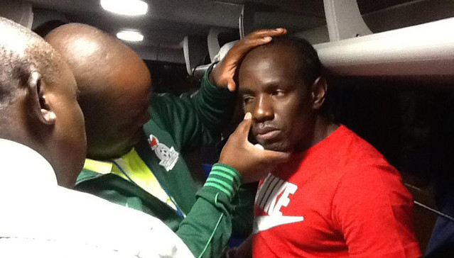 Zambia team bus stoned after Chipolopolo beat South Africa