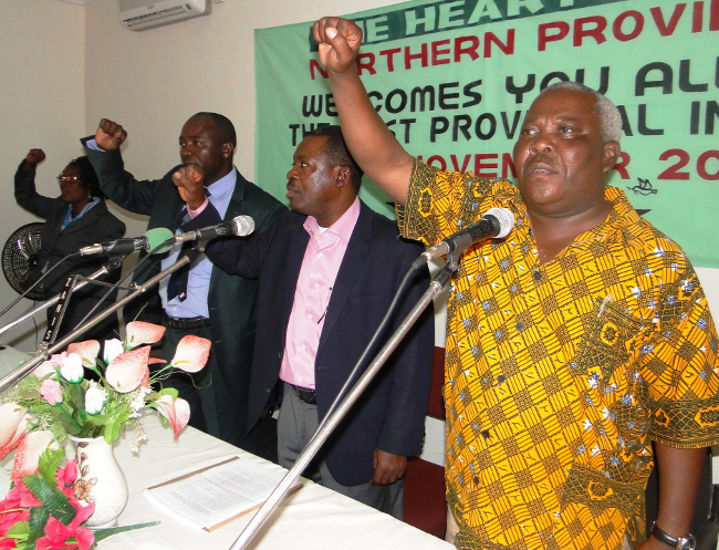 Court restrains PF from from expelling GBM