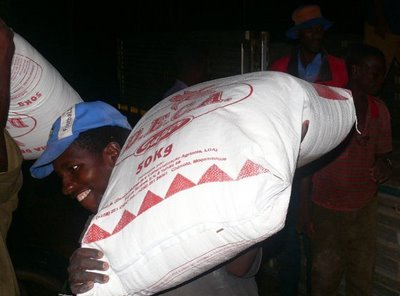 For first time in 20 years, Copperbelt  runs out of meallie meal