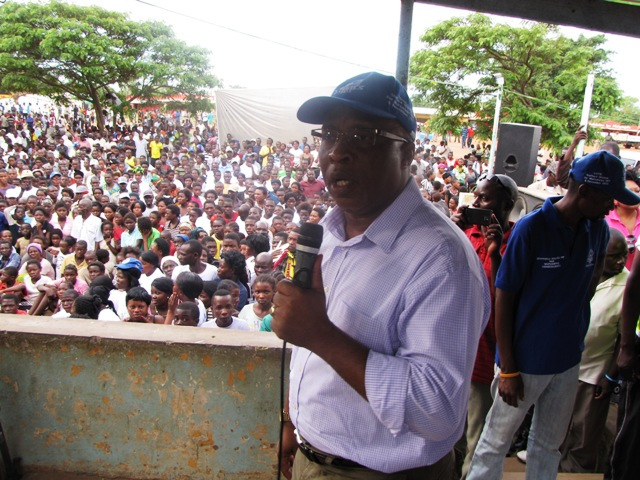 Photo of the day: Masses turn up for MMD in Mufumbwe