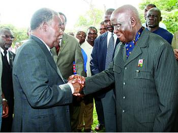 Kenneth Kaunda receives defectors to PF, urges others to join Sata