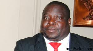 Kambwili in road accident