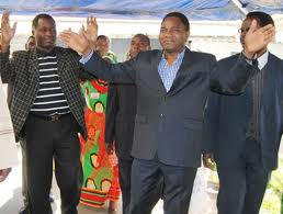 Lusaka's Kalingalinga marketeers ask for forgiveness from HH