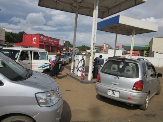 Petrol shortage hits Kabwe, as mealie meal prices go up